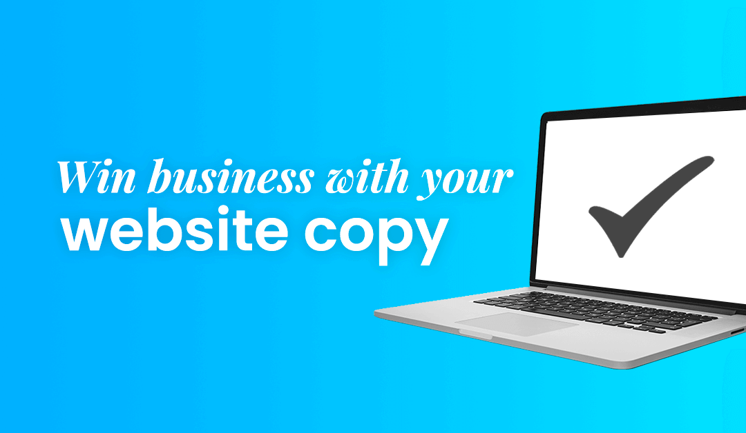 4 tips for writing website copy that works