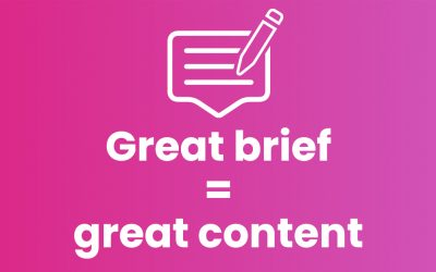 4 tips for writing effective copywriting briefs